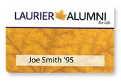 Get your Alumni Card