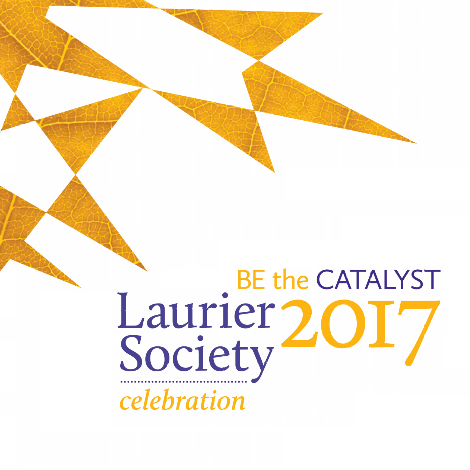 Be the Catalyst Year in Review presentation from 2017 Laurier Society Celebration